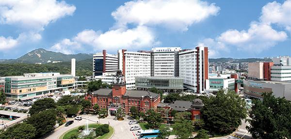 서울대학교병원 전경