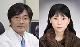 왼쪽부터 서울대병원 신경외과 김승기교수, 최승아교수