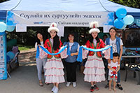"SNUH IHC participated in ""2nd Gurng Mongol: Nadam Festival"""