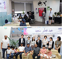 "IHC hosts 2019 ""Eid al Fitr"" celebration event for Muslim patients"