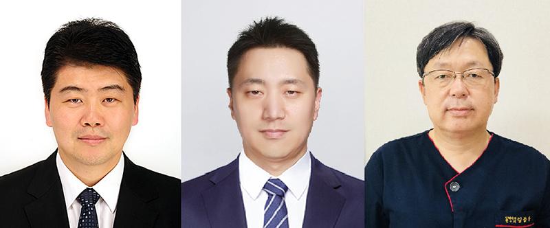 연구진(왼쪽부터 이동연, 이두재, 김동한)