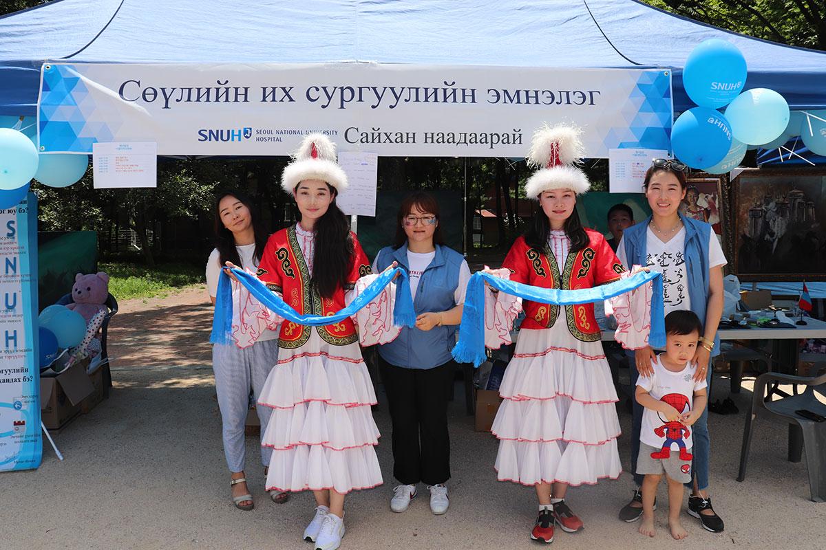 2nd Gurng Mongol: Nadam Festival