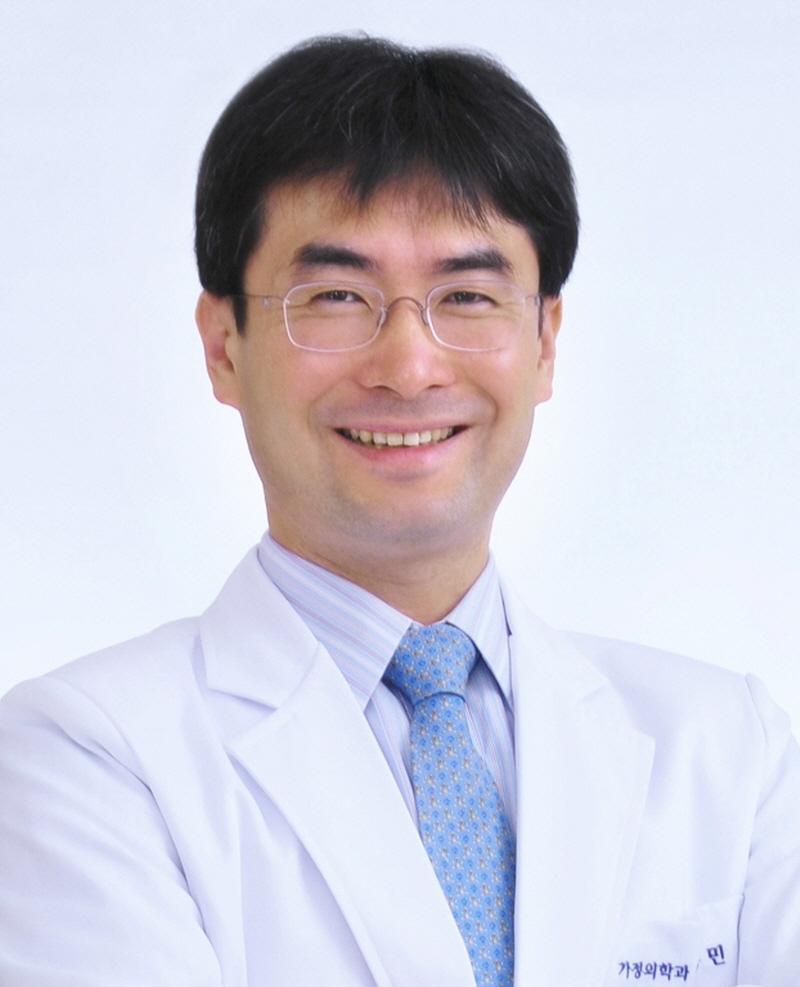 가정의학과 박상민교수