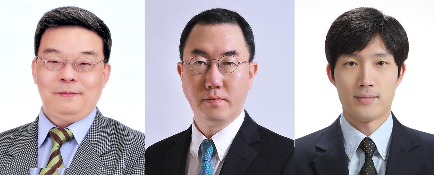 왼쪽부터) 구승엽 김훈 김성우